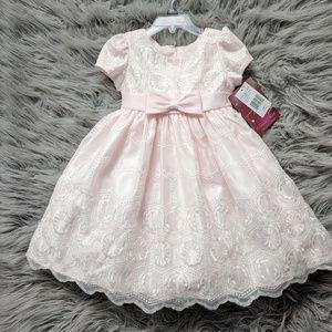 Princess Faith Dress 4T